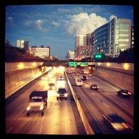 Photo taken at Vine Street Expressway by Stacey M. on 9/20/2012