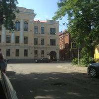 Photo taken at Администрация Выборгского района by Mari Z. on 7/26/2013