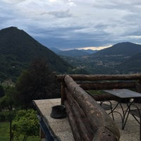Photo taken at Agriturismo Al-Marnich - Lago di Como by Svetlana on 7/27/2016