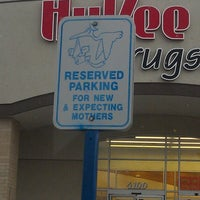 Photo taken at Hy-Vee Drugstore by Abigail K. on 5/1/2014