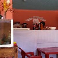 Photo taken at Tacos árabes by Monserrat P. on 10/6/2013