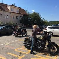 Photo taken at Harley Davidson Šalamounka Club by Róbert M. on 9/4/2017