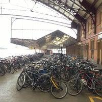 Photo taken at Platform 1 by Benjamin D. on 12/13/2012