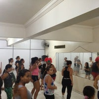 Photo taken at Academia de danças by Luciana D. on 6/18/2013