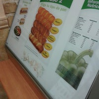 Photo taken at Subway itzaes by Mike A. on 8/25/2013