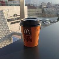 Photo taken at McDonald's by Birsen A. on 1/5/2014