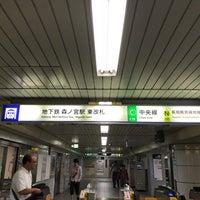 Photo taken at Chuo Line Morinomiya Station (C19) by 新Arata 宮. on 9/3/2018