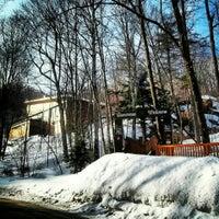 Photo prise au La Source Bains Nordiques par Valeria L. le3/2/2013