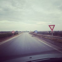 Photo taken at Highway A1 by Sami B. on 10/10/2013
