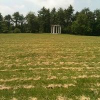 Photo taken at Princeton Battlefield State Park by Madeleine A. on 5/21/2013