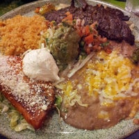 Photo taken at Maya's Mexican by Aimee D. on 4/29/2013