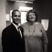 Photo taken at Old First Ward Community Center by Sergio R. on 9/18/2013