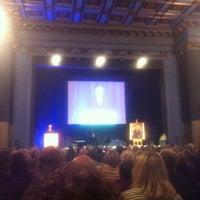Photo taken at Stadthalle by Stefankai S. on 10/19/2013