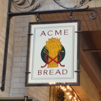 Photo taken at Acme Bread Company by Ben M. on 1/3/2013