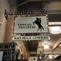 Photo taken at Cowgirl Creamery by Ben M. on 1/3/2013