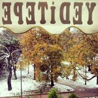 Photo taken at Yeditepe Sanat Merkezi by Erinç Y. on 12/12/2013
