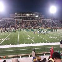 Photo taken at Strawberry Stadium by Lamar S. on 10/26/2013