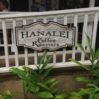 Photo taken at Hanalei Coffee Roasters by The Man, M. on 3/27/2013