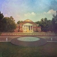 Photo taken at University of Louisville by Joseph K. on 6/8/2013