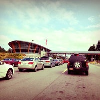 Photo taken at Canada Border Services Agency (Peace Arch) by Jason S. on 7/7/2013