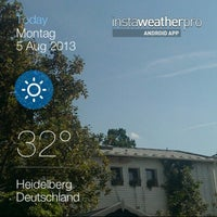 Photo taken at Kirchheim by Thomas K. on 8/5/2013