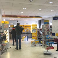 Photo taken at Deutsche Post by David D. on 12/15/2015