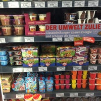 Photo taken at Netto by David D. on 12/15/2015