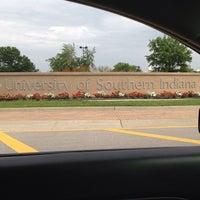 Photo taken at University of Southern Indiana by CJ L. on 6/28/2013