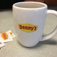 Photo taken at Denny's by Manny N Daimis E. on 4/7/2013