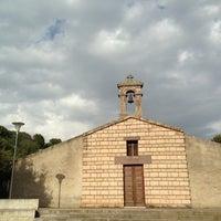 Photo taken at Novenario di San Giovanni - Ghilarza by Dom R. on 5/3/2013