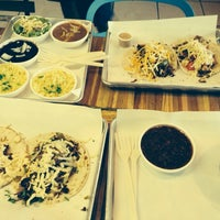 Photo taken at Capital Tacos by Eric G. on 9/21/2013