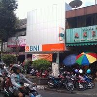 Photo taken at BNI KCP Pasar Beringharjo by Listyo R. on 9/20/2011