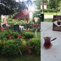 Photo taken at Kırkpınar palmiye cafe by Yasemin G. on 6/2/2016