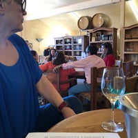 Photo taken at Robledo Family Winery by Lewis W. on 2/3/2018