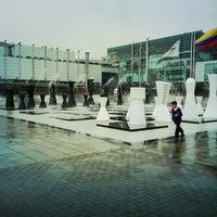 Photo taken at Gran Estación by VANU ♡. on 3/19/2013