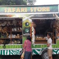 Photo taken at Taman Safari Indonesia II by Ryuki O. on 7/8/2014