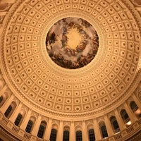 Photo taken at Rotunda of the U.S. Capitol by Dave R. on 7/18/2017