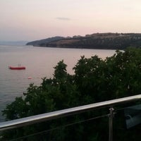 Photo taken at Marmara Restaurant by Şeyda E. on 7/17/2016
