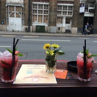 Photo taken at The Hoxton Seven by Ece K. on 8/20/2015