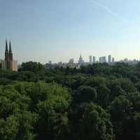 Photo taken at Plac Wileński by Mary on 6/6/2013