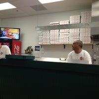 Photo taken at Pizza DiMeglio by Deyo S. on 6/27/2013