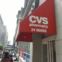 Photo taken at CVS/pharmacy by Meliz B. on 5/16/2013