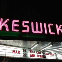 Photo taken at Keswick Theatre by Meg K. on 3/20/2013