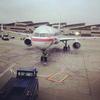 Photo taken at Terminal 4 by Okutani T. on 3/30/2013
