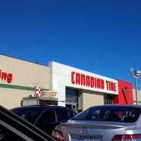 Photo taken at Canadian Tire by Ken L. on 9/14/2013