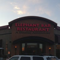 Photo taken at Elephant Bar by Alicia N. on 3/30/2013