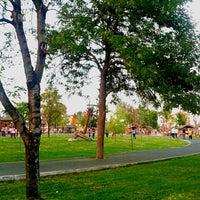 6/19/2013 tarihinde Cuma Ç.ziyaretçi tarafından Karaçayır Parkı'de çekilen fotoğraf
