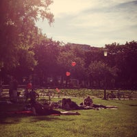Das Foto wurde bei Volkspark am Weinberg von Kirsty L. am 7/7/2013 aufgenommen