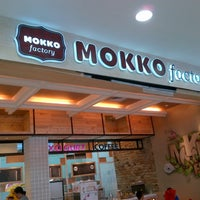 Photo taken at Moko Donuts and coffee by Putu Yudia on 8/25/2013