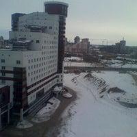 Photo taken at Общежитие БГМУ № 10 by Димо В. on 3/10/2013